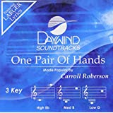 One Pair Of Hands [Accompaniment/Performance Track]