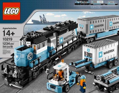 LEGO 10219 Maersk Zug