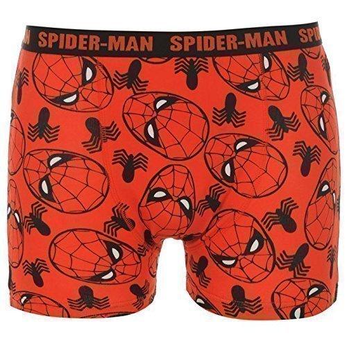 Uomo Licenza Boxer Batman Superman Rocky Balboa - Spiderman, M