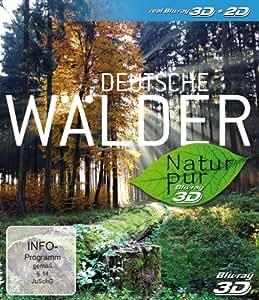 Deutsche Wälder 3D - Natur pur [3D Blu-ray]