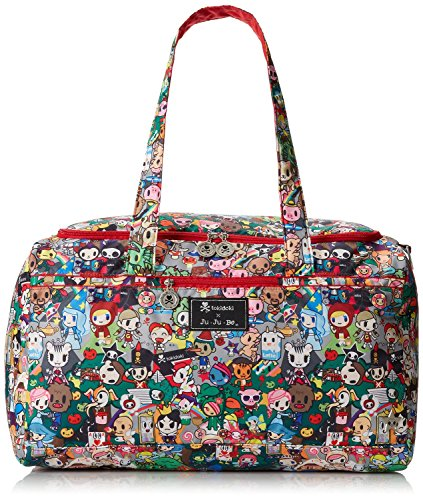 Ju-Ju-Be Super Star Tokidoki Collection Super Star Large Travel Duffel Bag, Fairytella