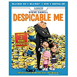 Despicable Me [Blu-ray]