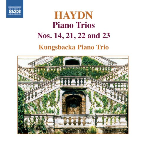 Buy Haydn: Piano Trios Nos 14, 21, 22 and 23 From amazon