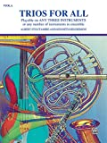 img - for Trios for All: Viola book / textbook / text book
