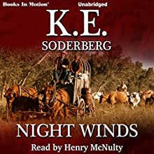 Night Winds Audiobook by K. E. Soderberg Narrated by Henry McNulty