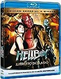 Hellboy 2: El ejército dorado [Blu-ray]