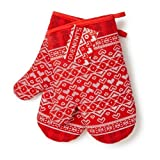 OvenKnits Novelty Oven Mitts by Mustard