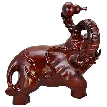 CLHK Cinesi intagliati a mano sculture in legno di uccelli, pesci e insetti mestieri lignum vitae fengshui arte ornamenti statue , 30*21*34