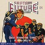 Captain Future: Quest Beyond the Stars | Edmond Hamilton, Radio Archives