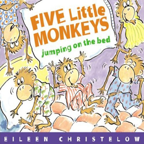 Download Five Little Monkeys Jumping on the Bed