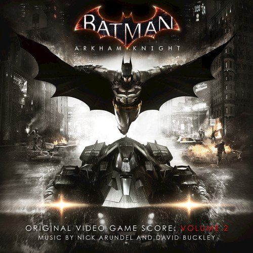 Batman: Arkham Knight - Original Video Game Score - Volume 2 at Gotham City Store