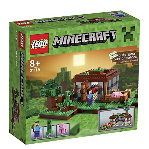 LEGO-Minecraft-Creative-Adventures-21115-The-First-Night