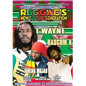 REGGAE'S NEW CULTURE GENERATION movie