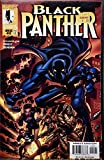 1998 - Marvel Knight - 1st Printing - No. 2 - Black Panther - Invasion - Comic Book - Collectible