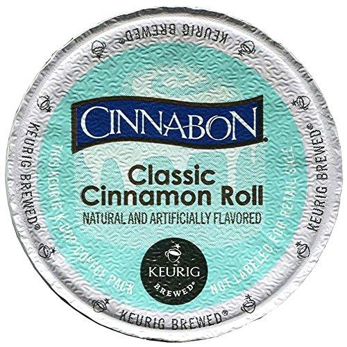 Cinnabon Keurig Classic Cinnamon Roll K-Cups 24Ct (Keurig K Cups Cinnabon compare prices)