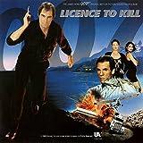 Various James Bond-Licence to Kill [VINYL]