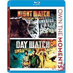 Day Watch/Night Watch [Blu-ray]