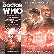 Doctor Who - An Ordinary Life Audiobook by Matt Fitton Narrated by Peter Purves, Jean Marsh