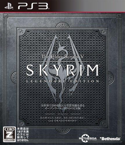 The Elder Scrolls V: Skyrim Legendary Edition 【CEROレーティング「Z」】[18歳以上のみ対象]