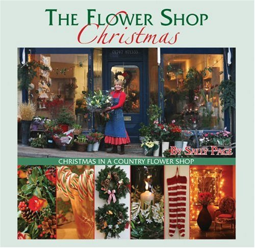 The Flower Shop Christmas Christmas in a Country Flower Shop097200212X : image