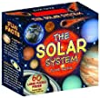 Solar System Floor Puzzle In Carry Box ~ 60 Piece Space Jigsaw Puzzle