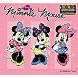 Disney Minnie Mouse Wall Calendar 2013