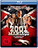 2001 Maniacs [Blu-ray] Cover Image