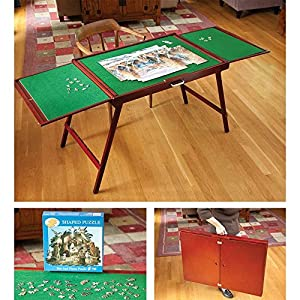Comfortable Furniture Folding Puzzle Table