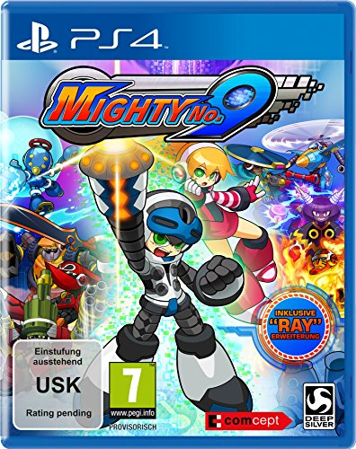 Mighty No.9 inkl. Ray-Erweiterung - [PlayStation 4]