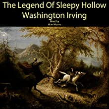 The Legend of Sleepy Hollow Audiobook by Washington Irving Narrated by Alan Munro