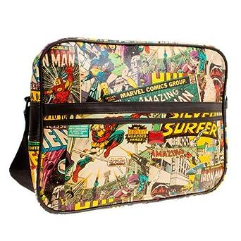 Marvel Comic Shoulder Bag 112