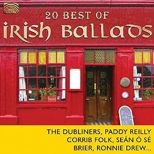 20 Meilleures Ballades Irlandaises