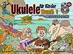 Ukulele für Kinder (Buch/CD/DVD/Poster)