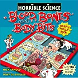 Nick Arnold Blood, Bones and Body Bits Shuffle Puzzle Book (Horrible Science)