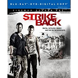 Strike Back: The Complete First Season (Cinemax) (Blu-ray/DVD Combo + Digital Copy)