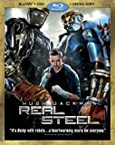 61saupFcGuL. SL160  Real Steel (Three Disc Combo: Blu ray/DVD + Digital Copy)
