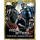 Real Steel (Three-Disc Combo: Blu-ray/DVD + Digital Copy)