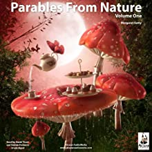 Parables from Nature, Volume 1 Audiobook by Margaret Gatty Narrated by David Thorn, Bobbie Frohman