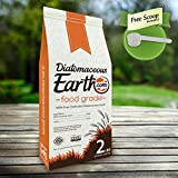'Diatomaceous Earth 2 Lbs Food Grade DE - Includes Free Scoop' from the web at 'http://ecx.images-amazon.com/images/I/61sb0OIy57L._AC_UL160_SR160,160_.jpg'
