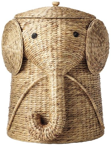 "Buy Bargain Animal Hamper, 27.5""Hx20.5""Wx23""D, NATURAL"