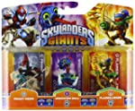 Skylanders Giants - Triple Pack Figur...