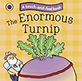 Ladybird The Enormous Turnip: Ladybird Touch and Feel Fairy Tales (Ladybird Tales)