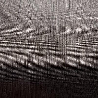 Festliche Wachstischdecke Texture   zinnfarben glänzend   abwaschbar   Meterware
