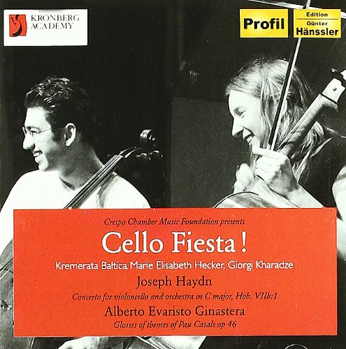 Concerto For Violin Cello & Orchest