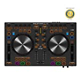 Behringer CMD STUDIO 4a 4-Deck DJ MIDI Controller with Microfiber and Free EverythingMusic 1 Year Extended Warranty