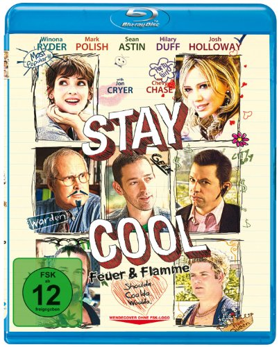 Stay Cool - Feuer & Flamme (Blu-ray)
