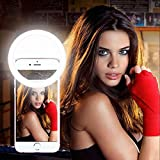 MYRIANN 36 LED Selfie Ring Fill Light for iPhone 6/6s,iphone 6 plus/6s Plus iPad, Samsung Galaxy S7/S7 Edge ,Galaxy S6 Edge/S6, Galaxy Note 5, Blackberry, Motorola and All the Smart Phones
