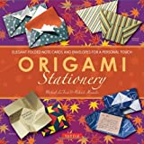 Origami Stationery Kit: [Boxed Kit with 80 Folding Papers & Full-Color Book]