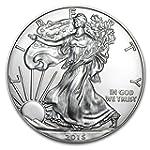 2015 American Silver Eagle 1oz Dollar...