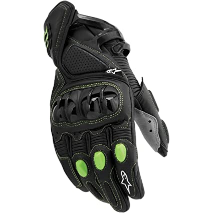 Alpinestars monster energy m1 en cuir